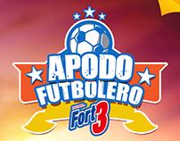 Apodo Futbolero