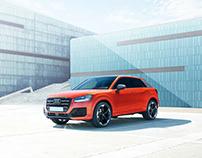 Nick Meek: Audi