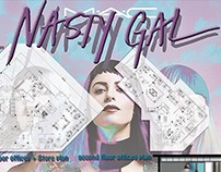 Nasty Gal Store and Office (May,2015)