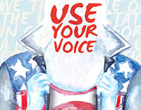 AIGA Get Out The Vote 2016