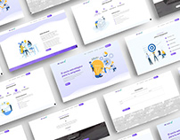 HR Build Up - Branding / Web Design & Development
