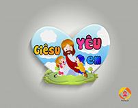 Logo Giê-su Yêu Em