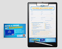 Allstate Marketing Collateral