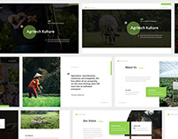 Agritech - Agriculture Powerpoint Template
