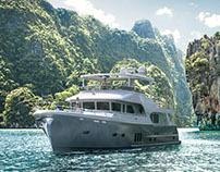 Krovel Yachts - CGI