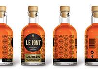 Gatsios Le Pont Liqueur Mandarin