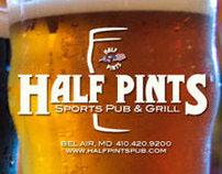 Half Pints Sports Pub & Grill