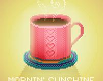Coffee Pixel Art