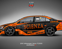 2015 Volkswagen Vento TC2000 - FE - Argentina