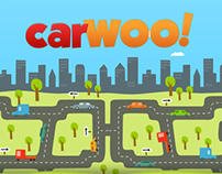 CarWoo banners & email