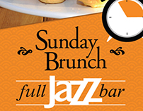 Sunday Brunch Slavieiro Full Jazz Hotel
