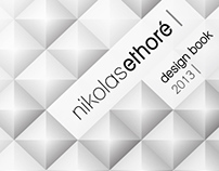 Portfolio 2013 - Industrial design