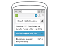 WebMD Health Concierge | Mobile