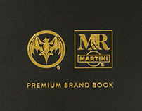 Bacardi Martini Portugal Premium Brand Book