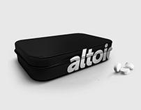 Altoids Re-brand & Packaging