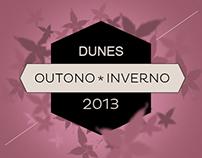 Dunes \\ Outono-Inverno