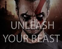 Unleash your beast