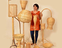 The Tulip Collection- Recreating Bamboo.
