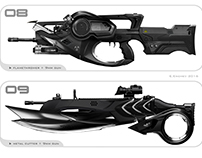 Weapon concept 4