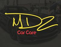 Branding - MDZ Car Care