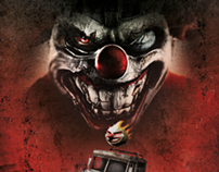 PS3 - Twisted Metal Poster Series