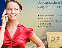 Promocional Hotel Golden Tulip Internacional Foz