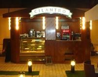 9Street Garden Cafe,(Cilantro-Labanita).