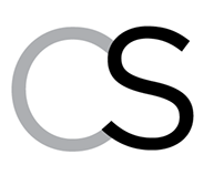 cs logo + website