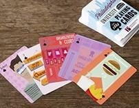 PhilaU Admission's Deck of Cards