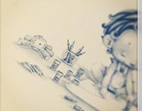 """Livro Infantil """"Sopa de Letrilhas"""" - 2012"""