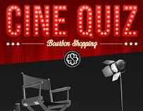 Cine Quiz Bourbon Shopping