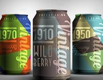Vintage - Energy Drink