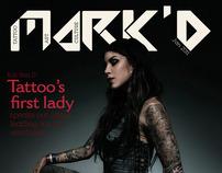 Mark'd - Original Magazine 2