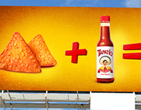 Frito-Lay Tapatio Billboards