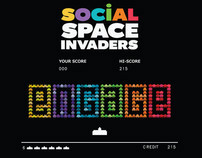 Social Space Invaders