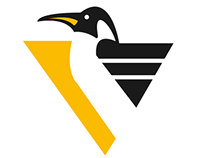 Pittsburgh Penguins Logo Concept