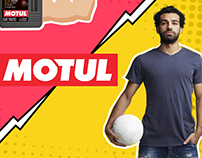 Motul Shop in Egypt - Social Media