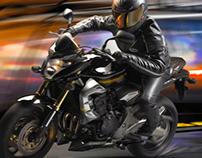"HONDA Hornet ""R"" [Racing Upgrade]"