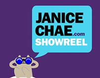 Janice Chae Reel 2013
