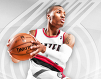 Damian Lillard 'Rookie Of The Year'