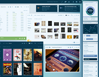 OS User Interface Freebie PSD