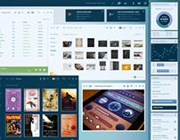 OS User Interface Freebie PSD