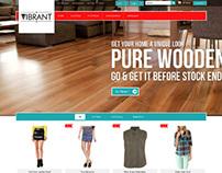Vibran, Magento Premium Unique Clothing Theme