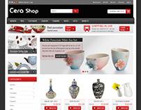 CeraShop, Magento Home Accessories Store Theme