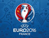 EURO2016 Wall Chart