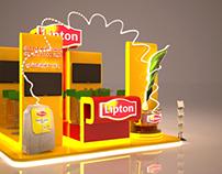 Lipton. (Booth)..