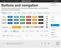 Bootstrap PSD v2.0 Freebie
