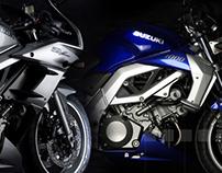 """SUZUKI SV1000 N&S """"Limited Edition"""""""
