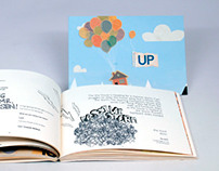'Up' Type Book