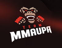 TEAM MMAUPA Hubert Szymajda - MMA Fighter logo